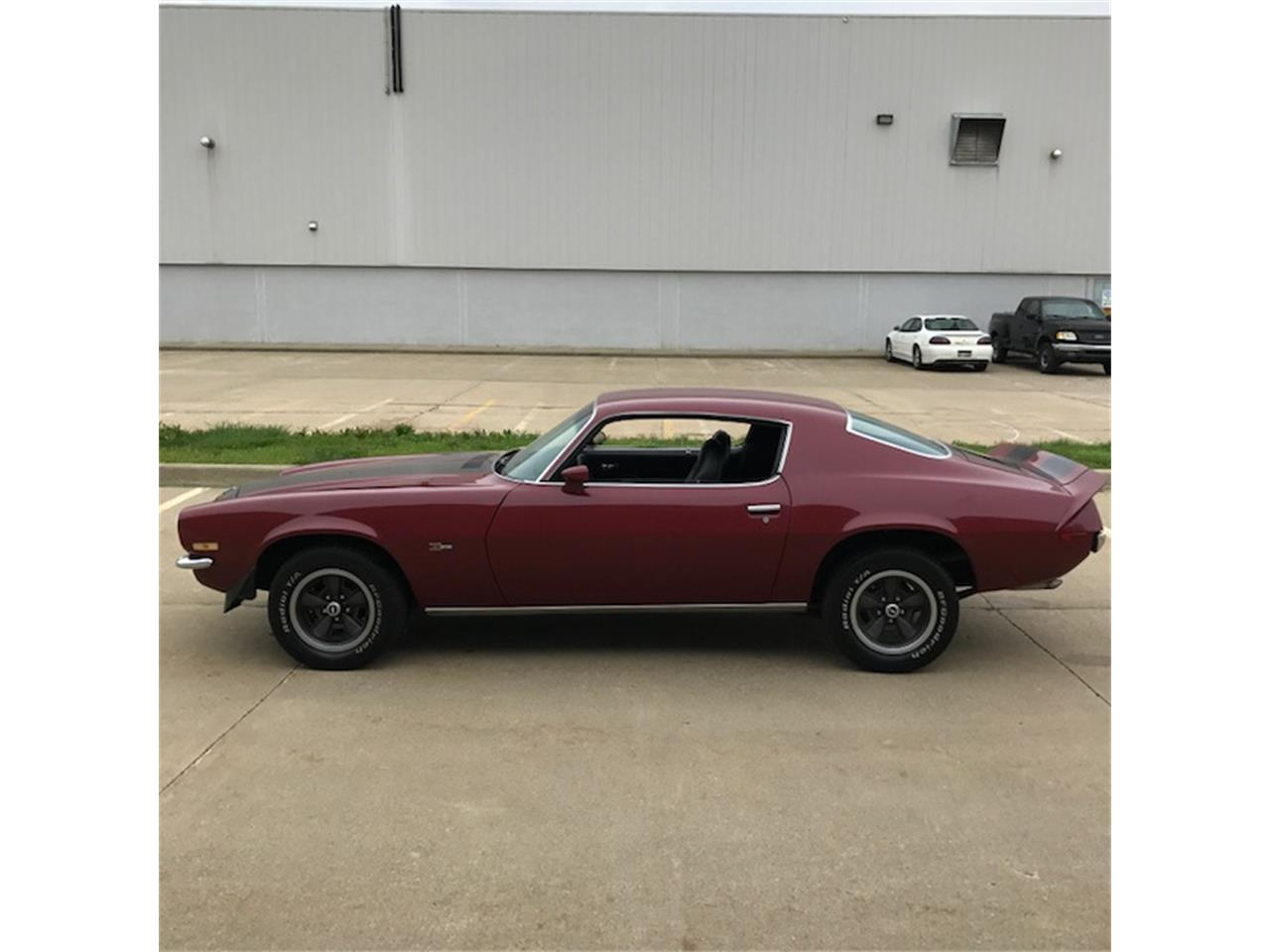 Large Picture of Classic 1973 Camaro Z28 located in Fort Myers/ Macomb, MI Florida - $24,900.00 - KZZ6