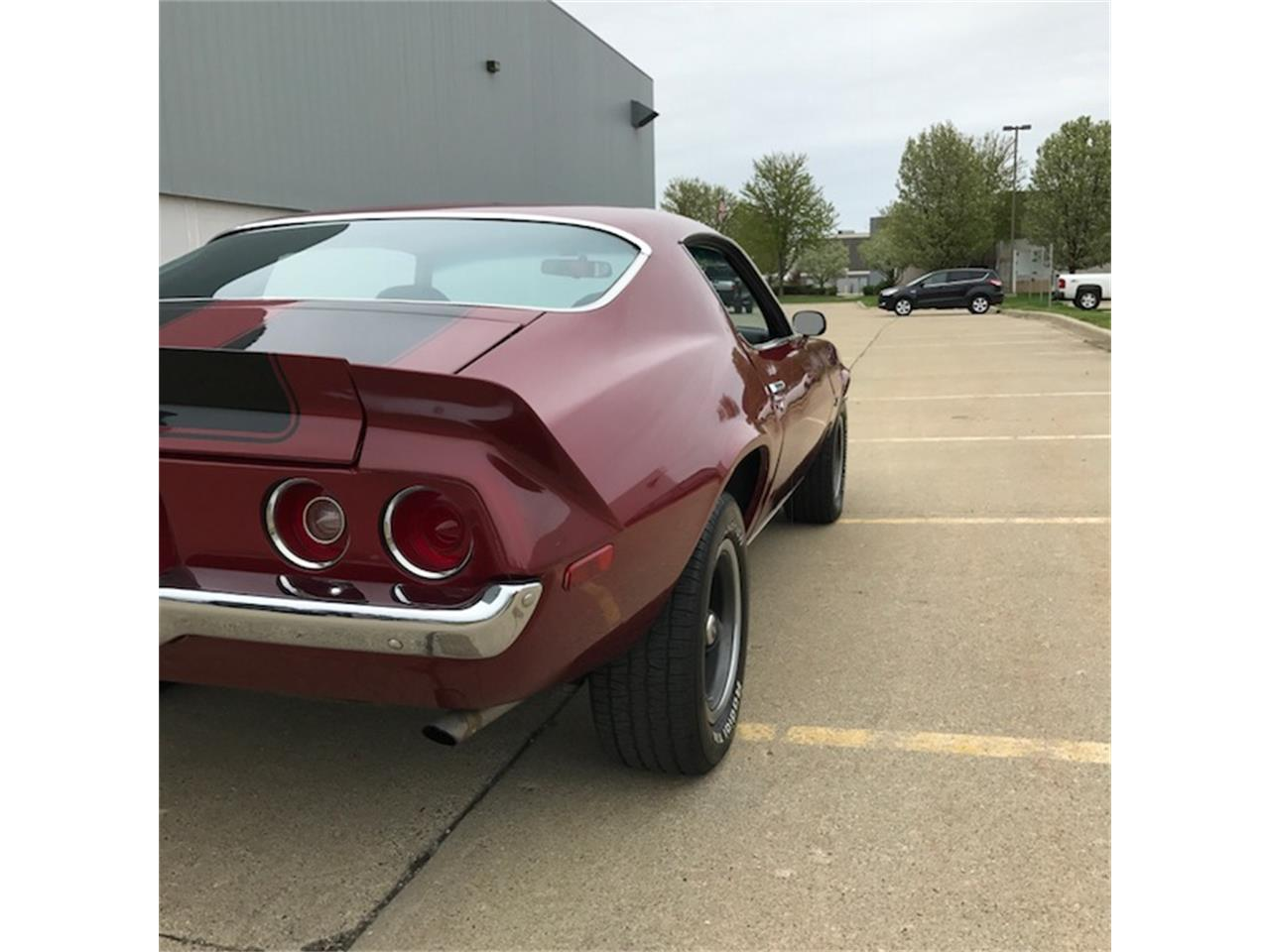 Large Picture of Classic 1973 Camaro Z28 located in Fort Myers/ Macomb, MI Florida - $24,900.00 Offered by More Muscle Cars - KZZ6