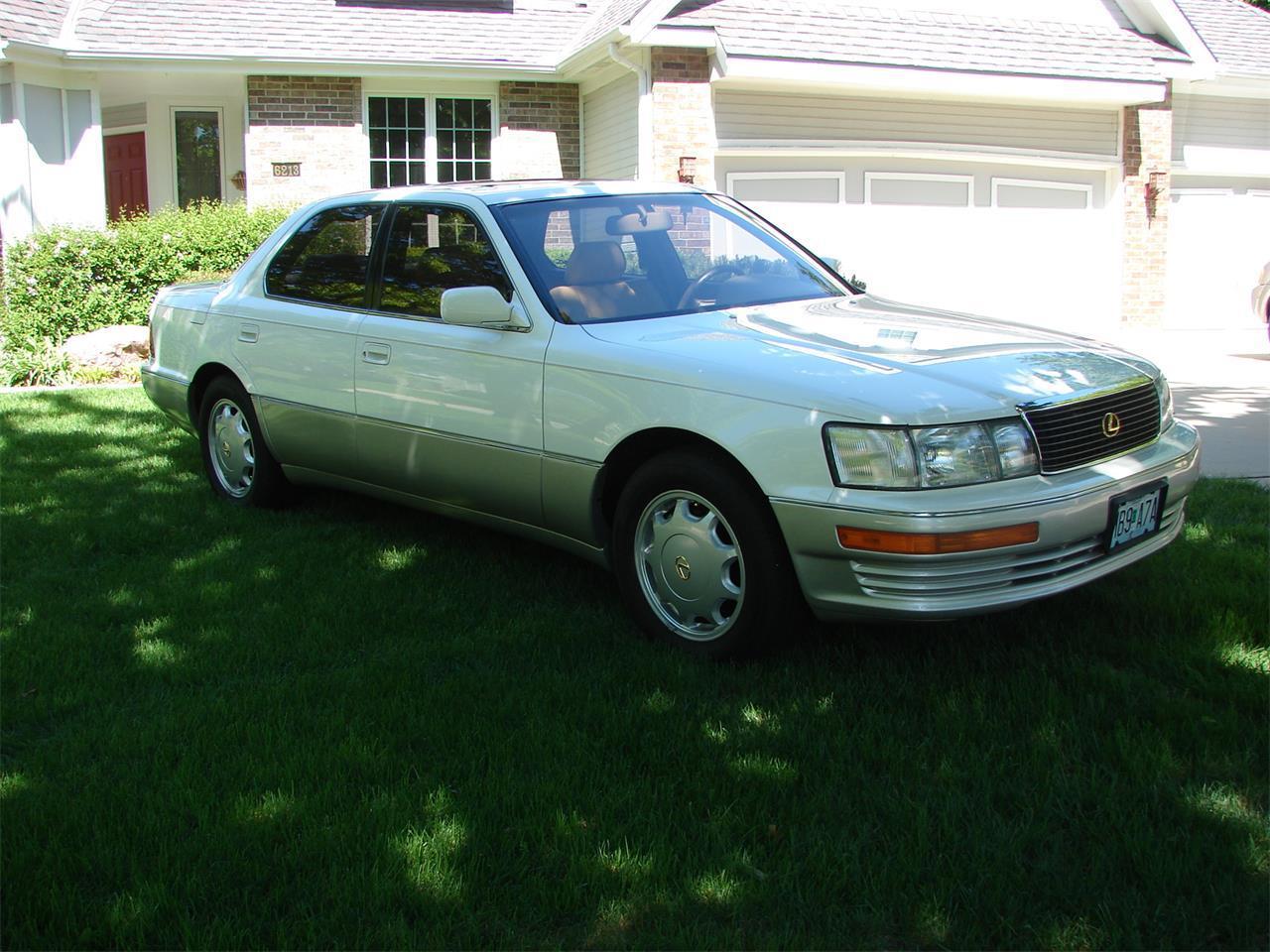 1994 lexus ls400 repair manual