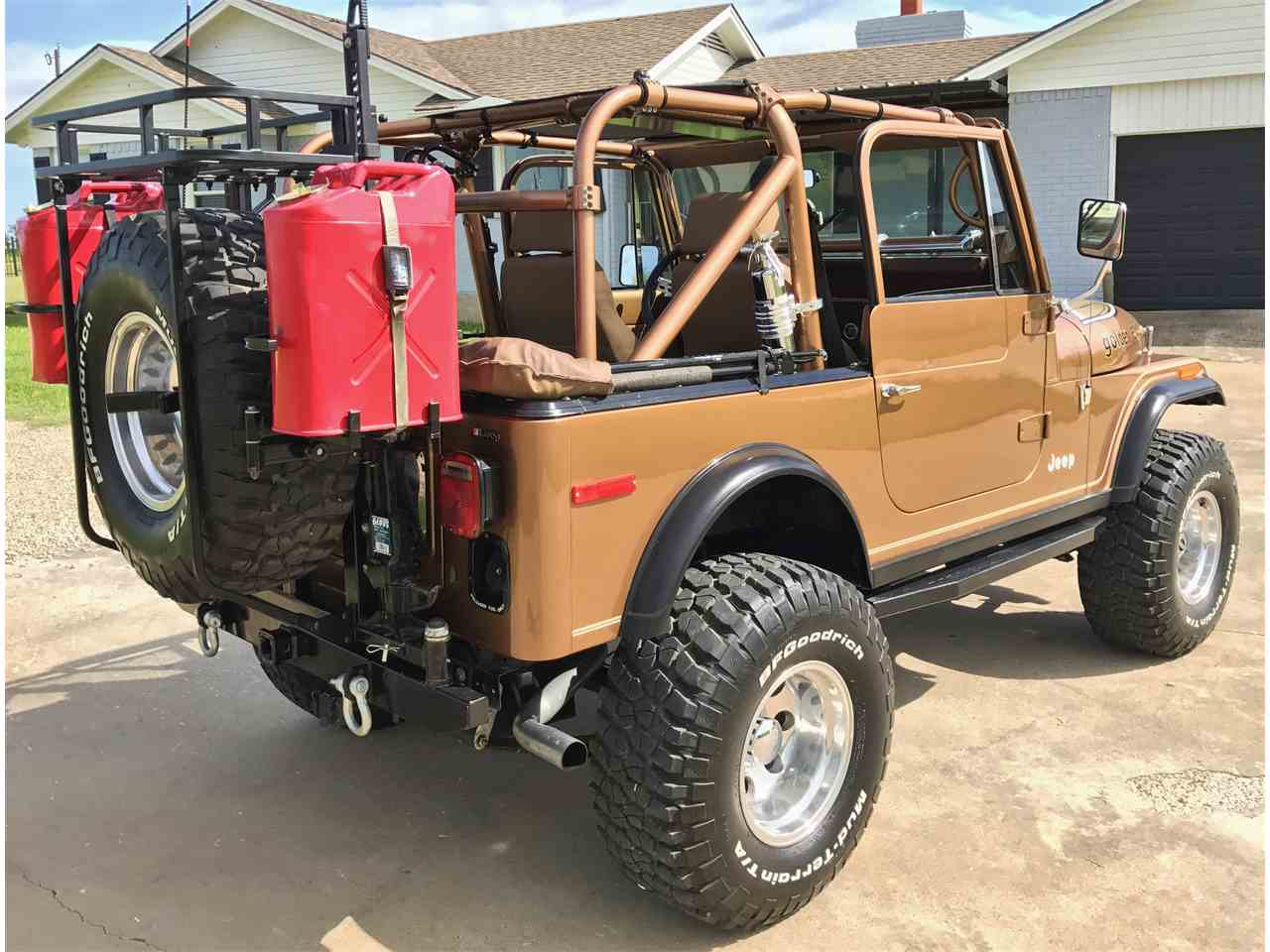 Large Picture of '79 CJ7 - L005