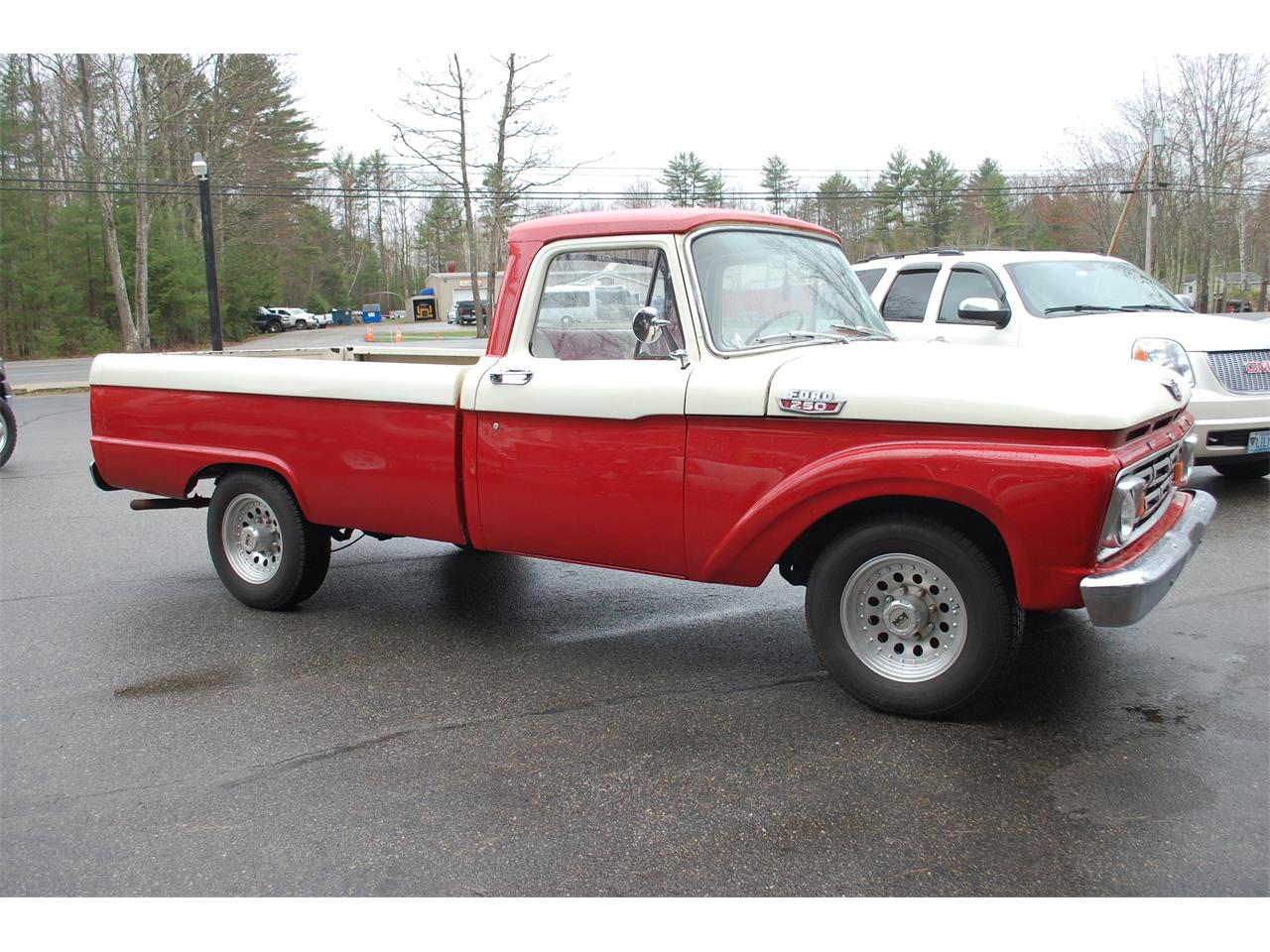 1964 Ford F250 Truck For Sale Is Your Car F 250 Highboy 4x4 Source Classiccars Com Cc 979787