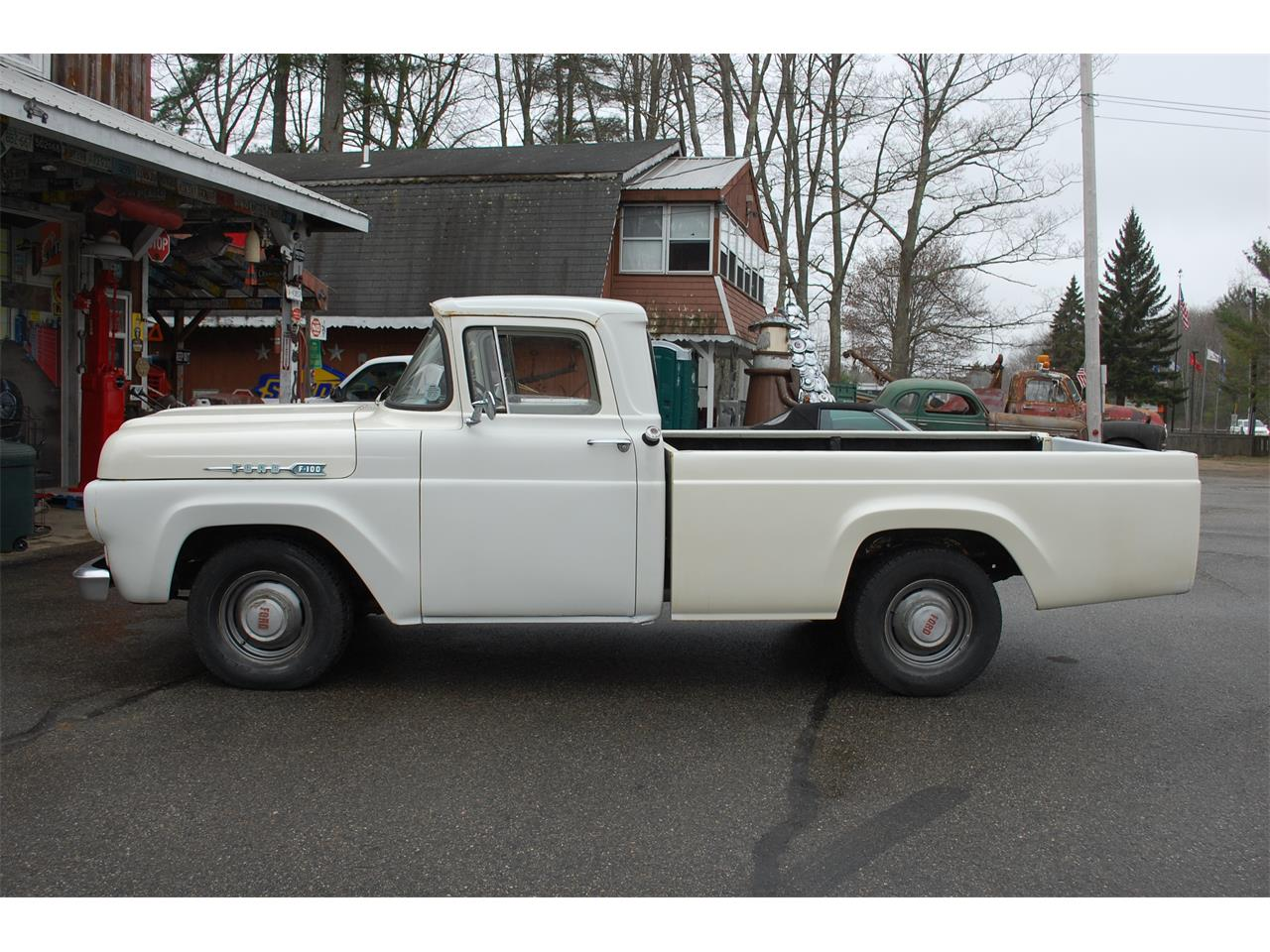 1964 Ford 4by4 Trucks Pickup Truck Large Picture Of Located In Maine Offered Champion Auto Sales 1280x960