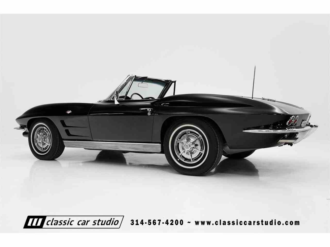 Large Picture of '63 Corvette - L01Q