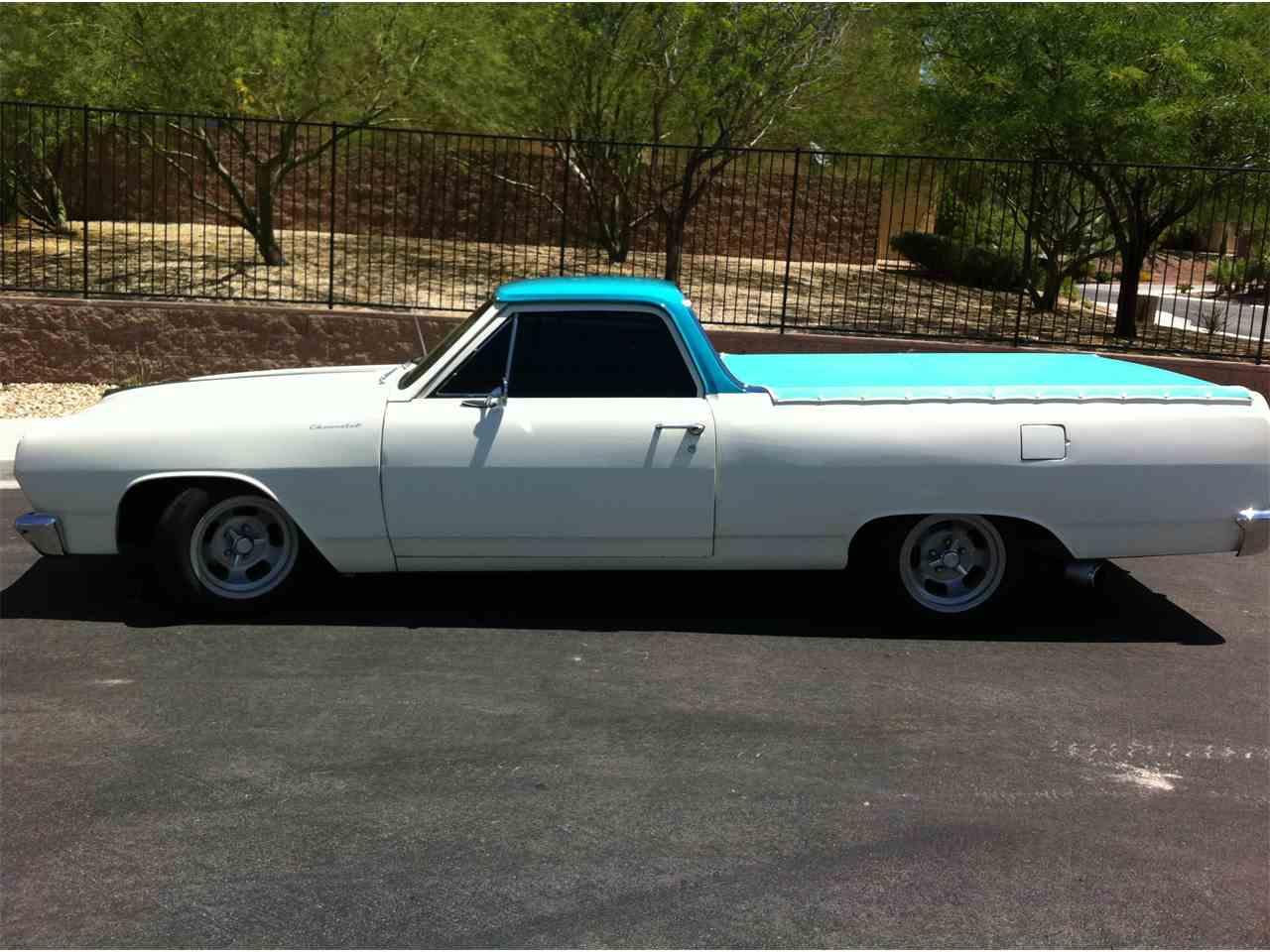 Large Picture of Classic '65 El Camino - $15,500.00 - L022