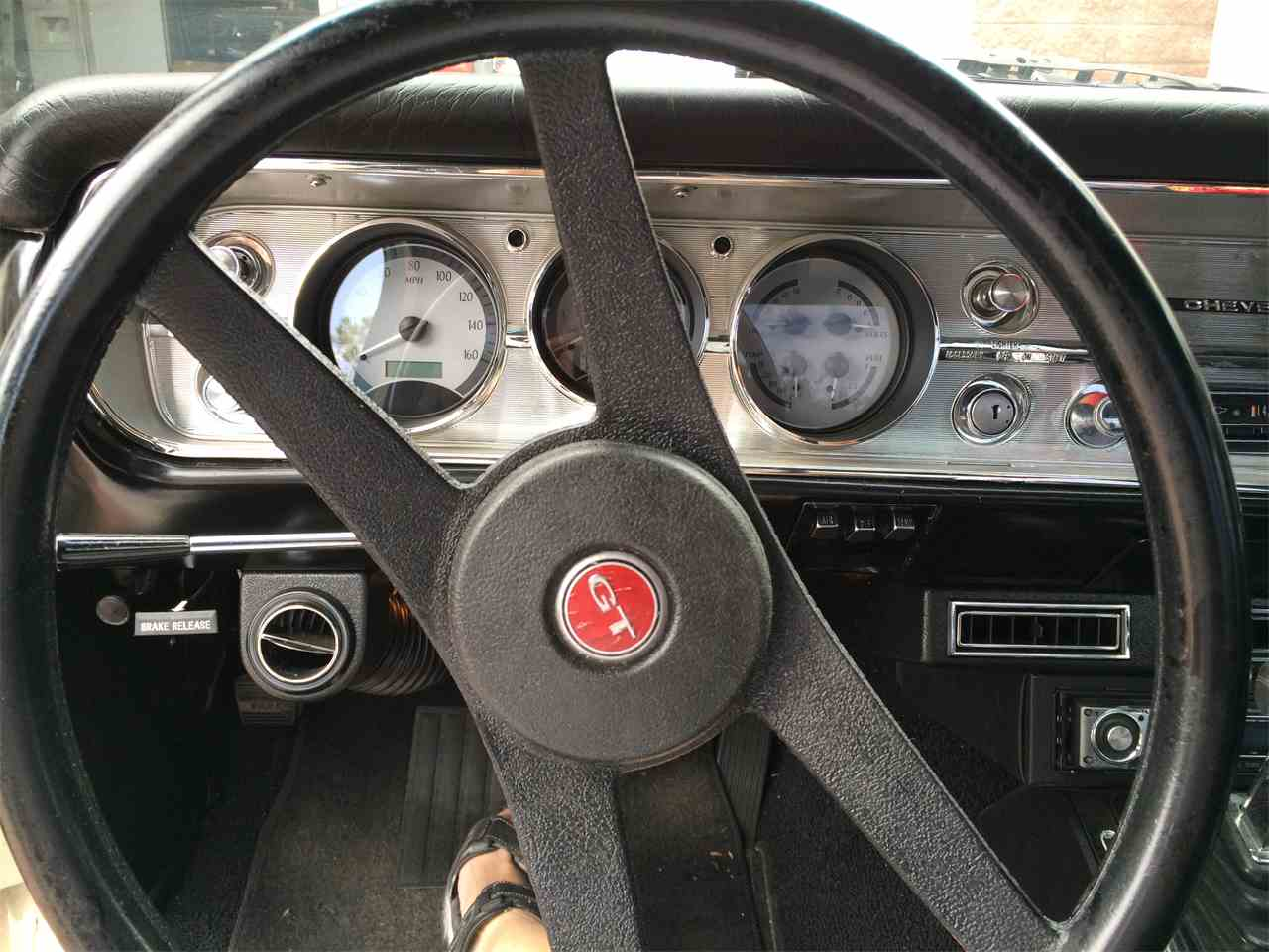 Large Picture of Classic '65 Chevrolet El Camino located in Henderson Nevada - L022