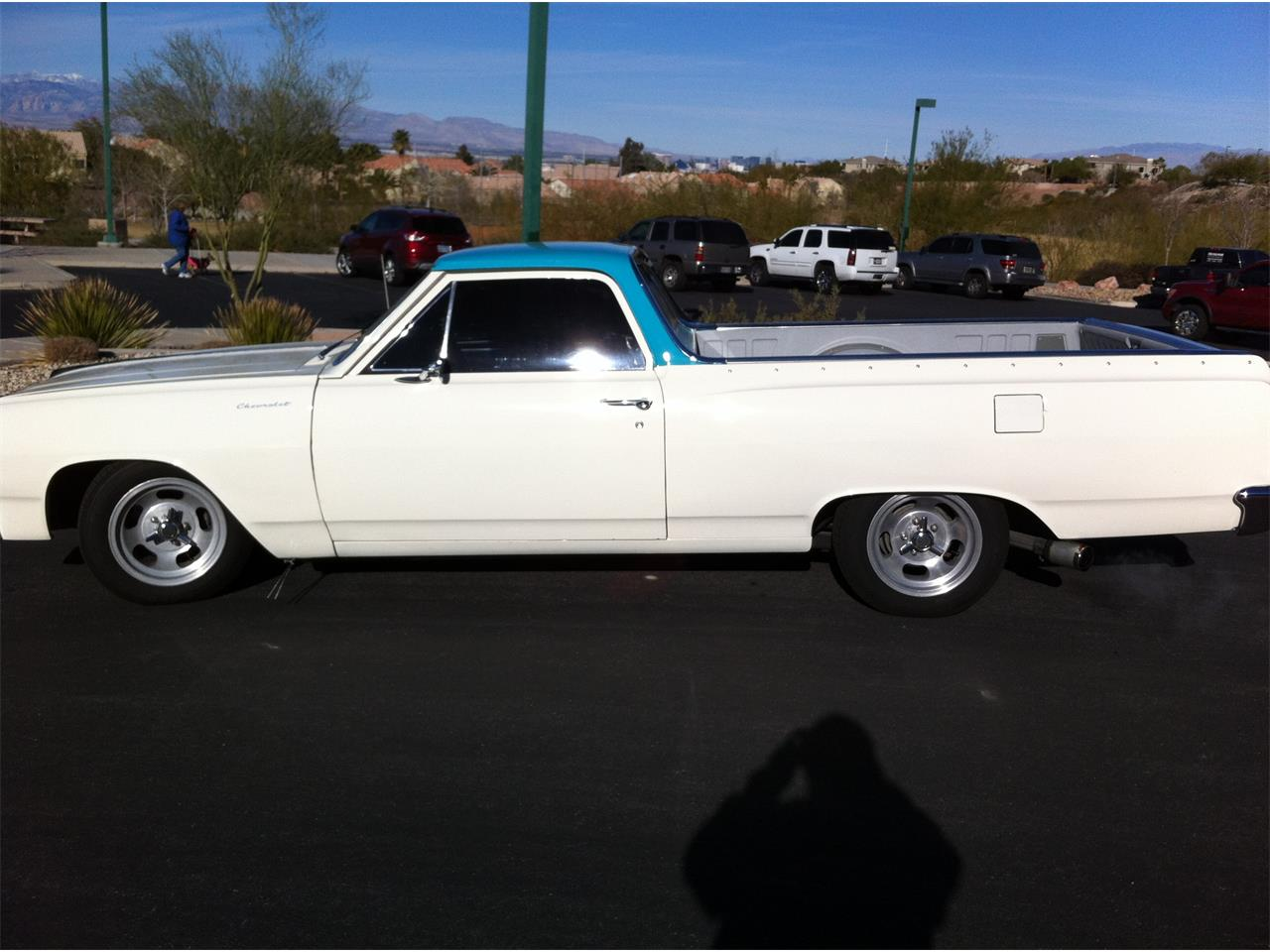 Large Picture of '65 El Camino - L022