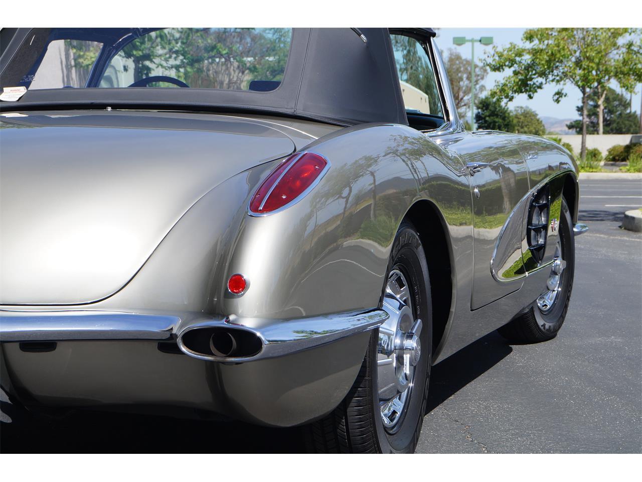 Large Picture of '59 Corvette - L02V