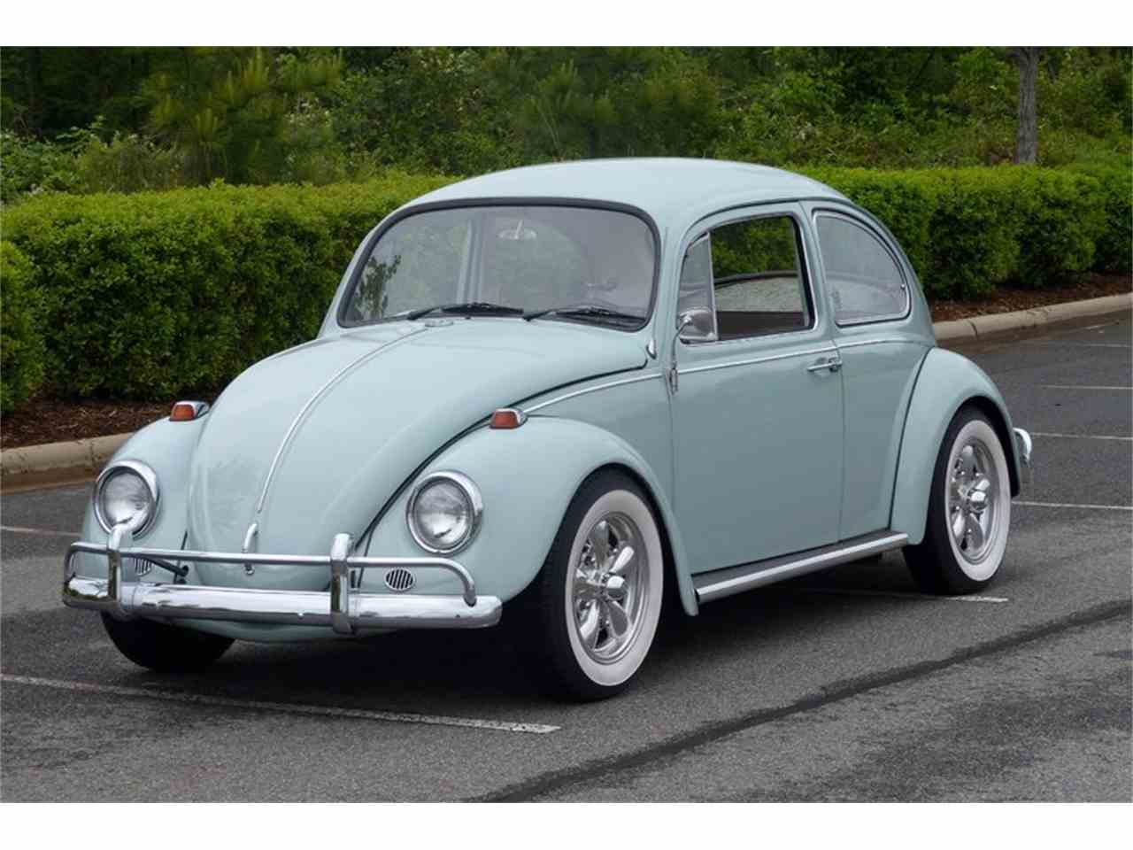 1967 Volkswagen Beetle for Sale | ClicCars.com | CC-979891