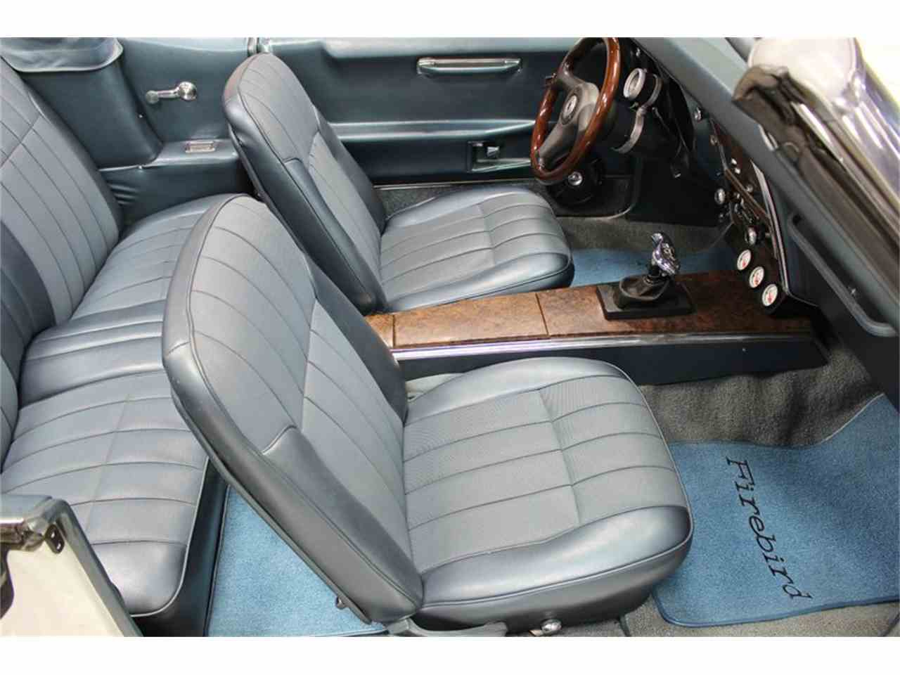 1968 Pontiac Firebird for Sale | ClassicCars.com | CC-979915