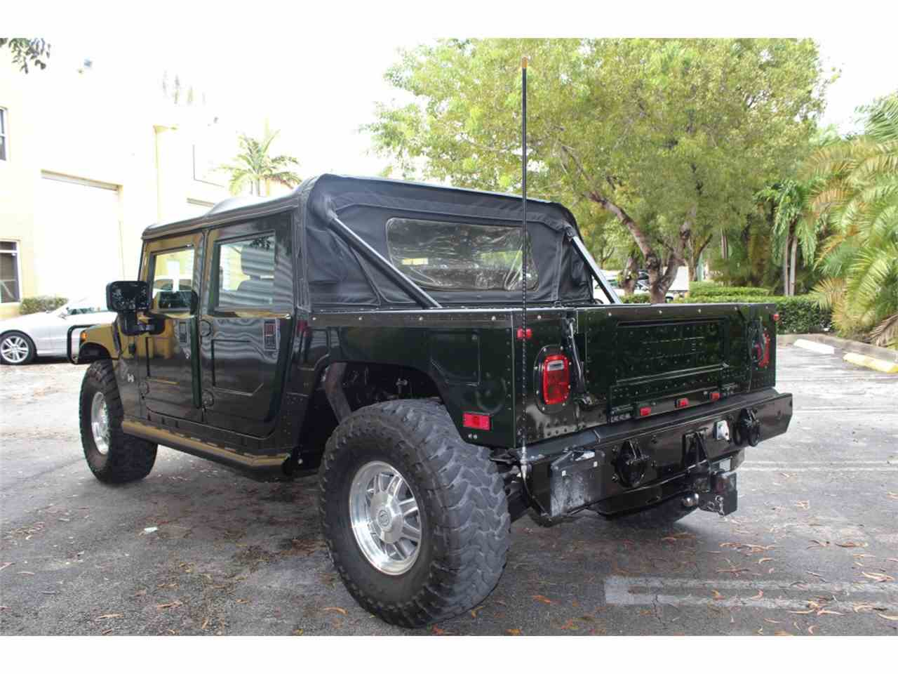 2003 hummer h1 for sale cc 979934. Black Bedroom Furniture Sets. Home Design Ideas