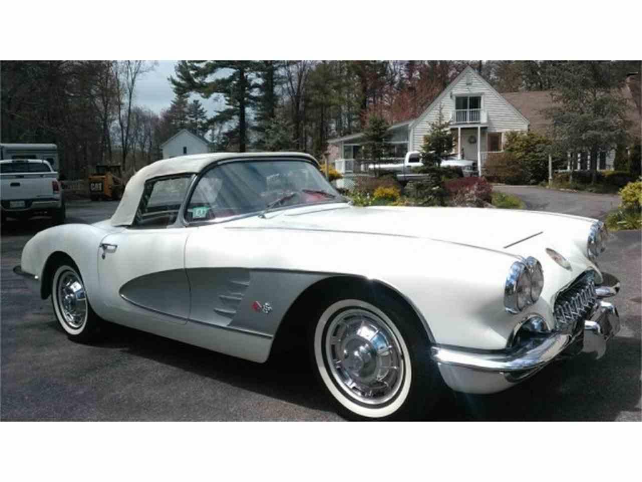 1959 Chevrolet Corvette for Sale | ClassicCars.com | CC-979935