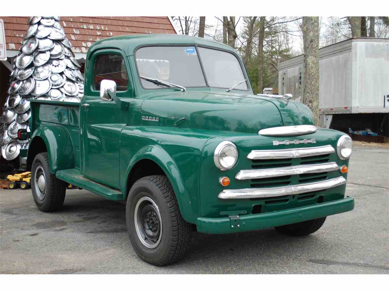 1949 Dodge Pickup for Sale | ClassicCars.com | CC-981010