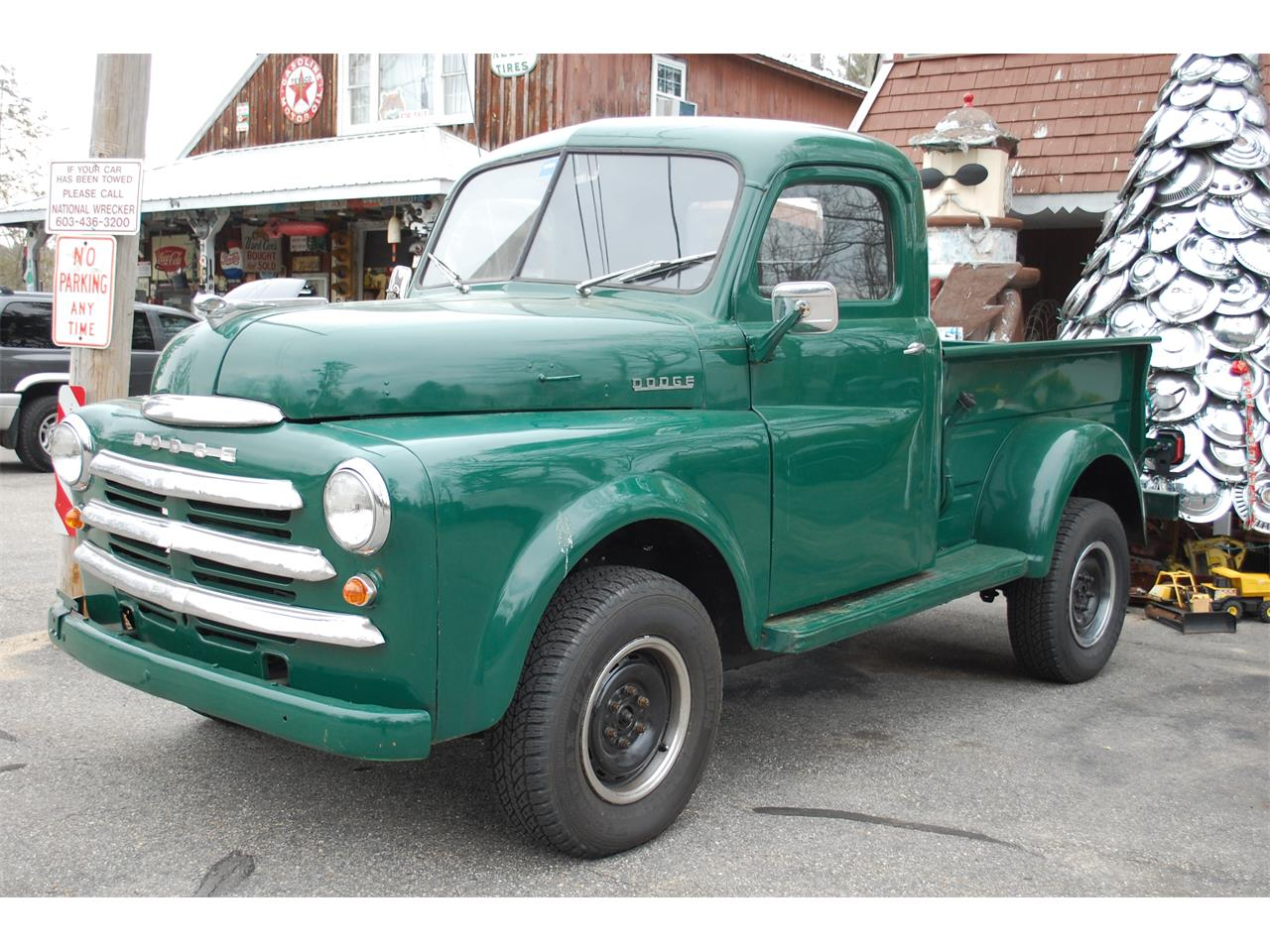 1949 Dodge Pickup For Sale Cc 981010 Tow Truck Large Picture Of 49 L0ya