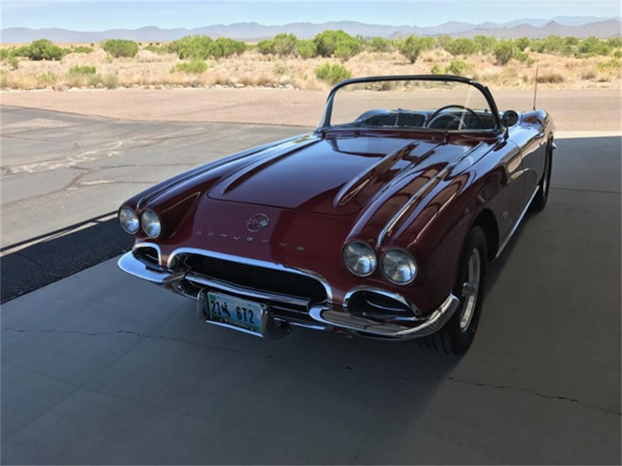 Large Picture of 1962 Corvette located in Wickenburg Arizona Offered by a Private Seller - L0ZW