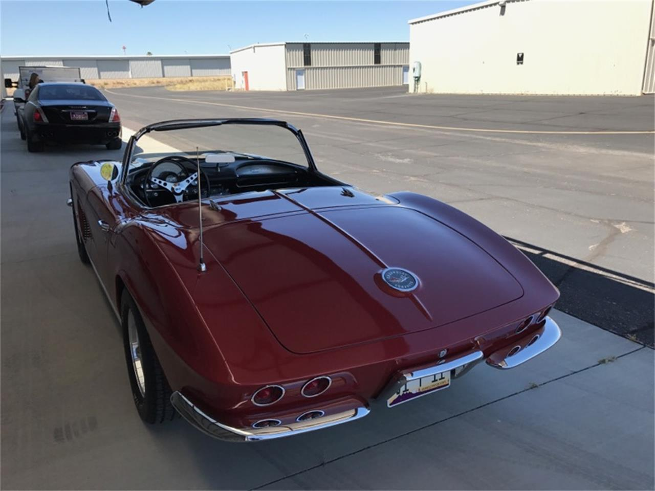 Large Picture of Classic '62 Chevrolet Corvette located in Wickenburg Arizona - $89,000.00 Offered by a Private Seller - L0ZW