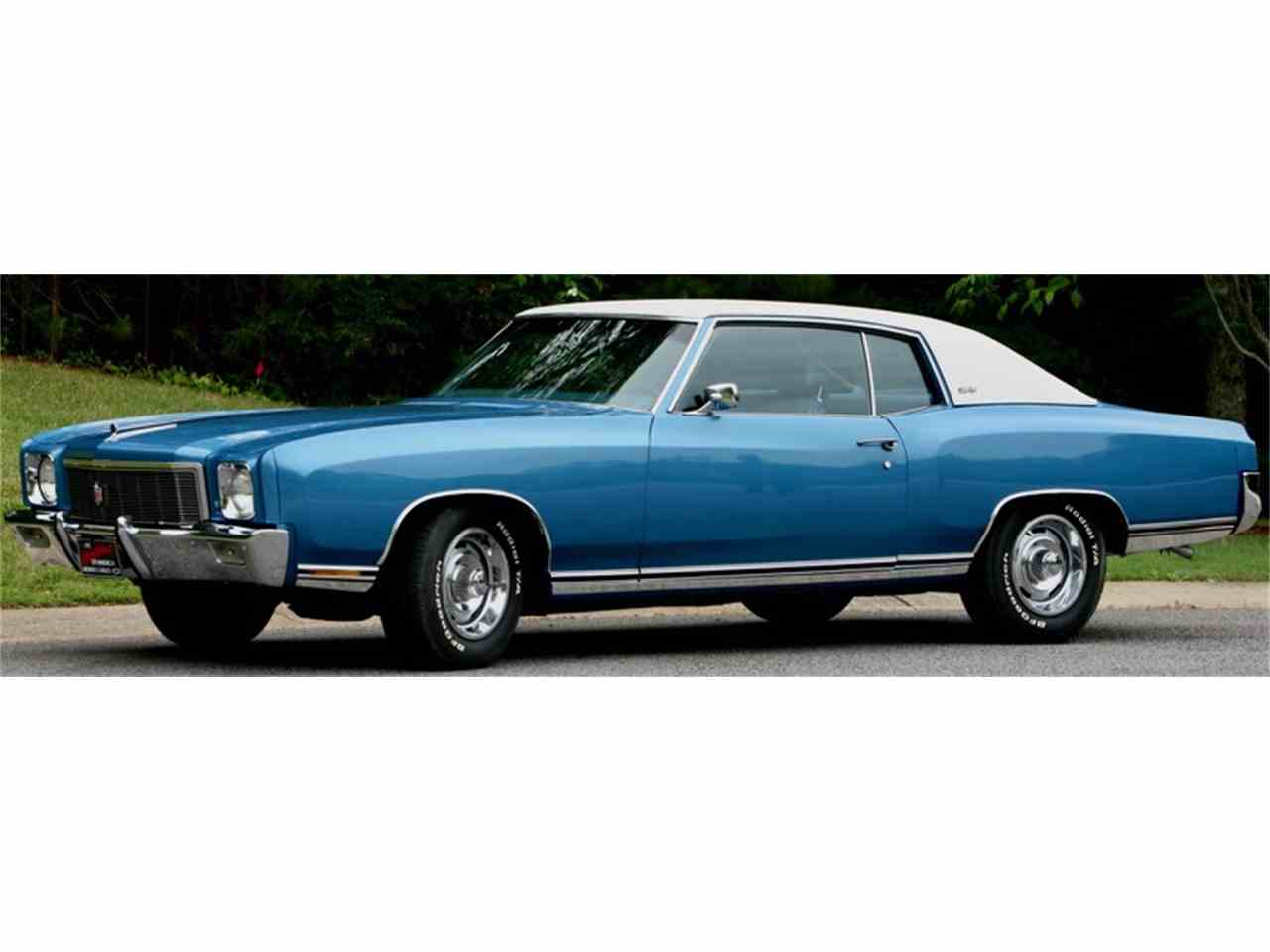 Large Picture of '71 Monte Carlo - L10H