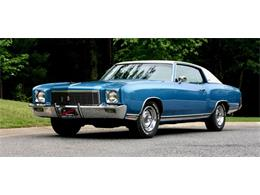 Picture of Classic '71 Chevrolet Monte Carlo located in Birmingham Alabama - $32,900.00 Offered by a Private Seller - L10H