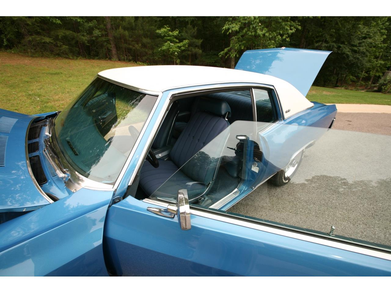 Large Picture of Classic 1971 Monte Carlo located in Alabama Offered by a Private Seller - L10H