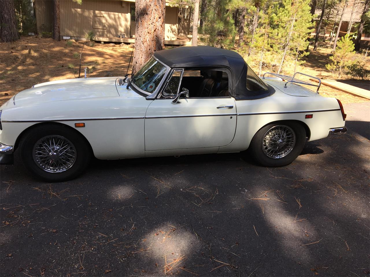 For Sale: 1969 MG MGC in Bend, Oregon