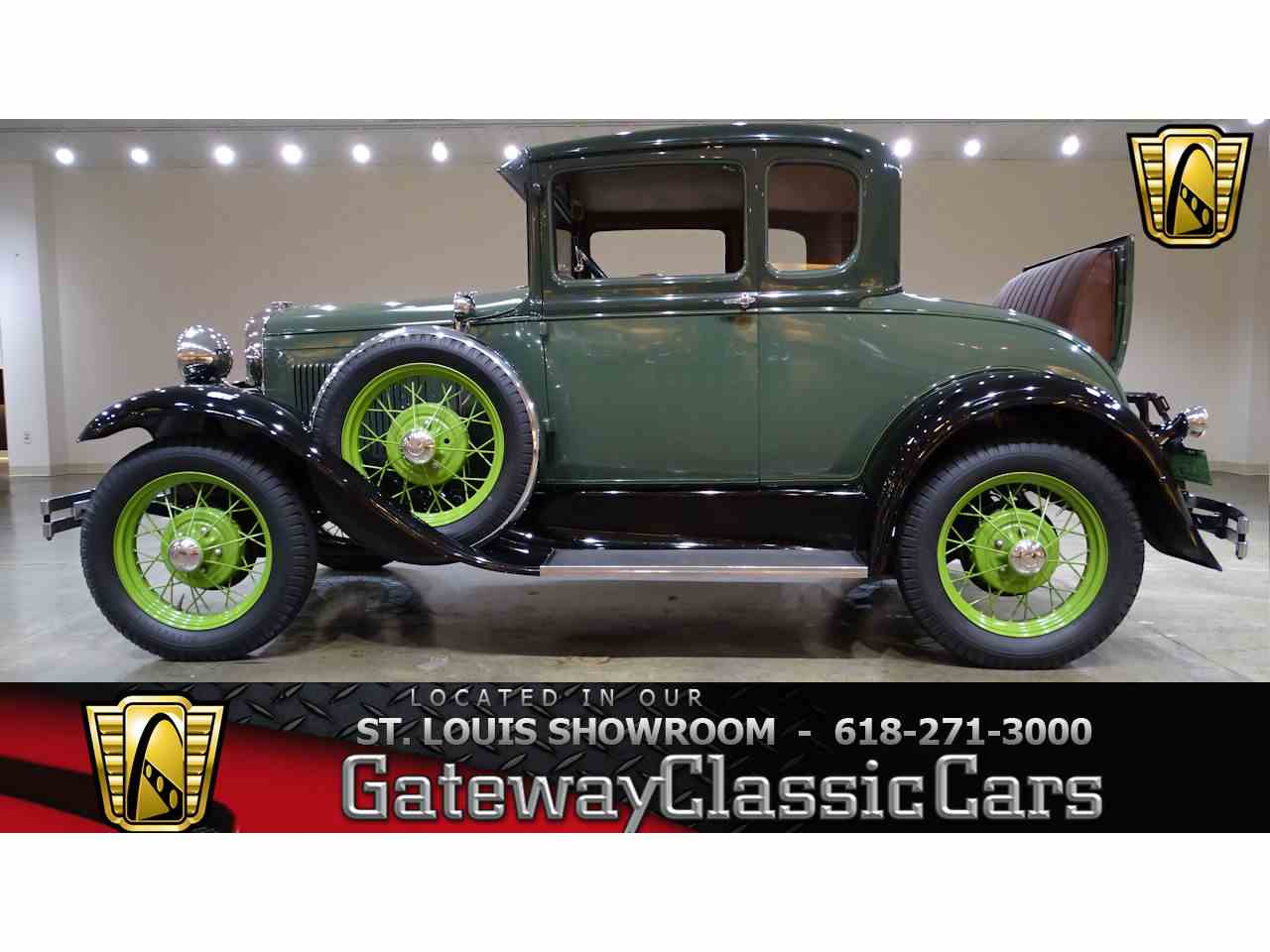 1931 Ford Model A for Sale | ClassicCars.com | CC-981146
