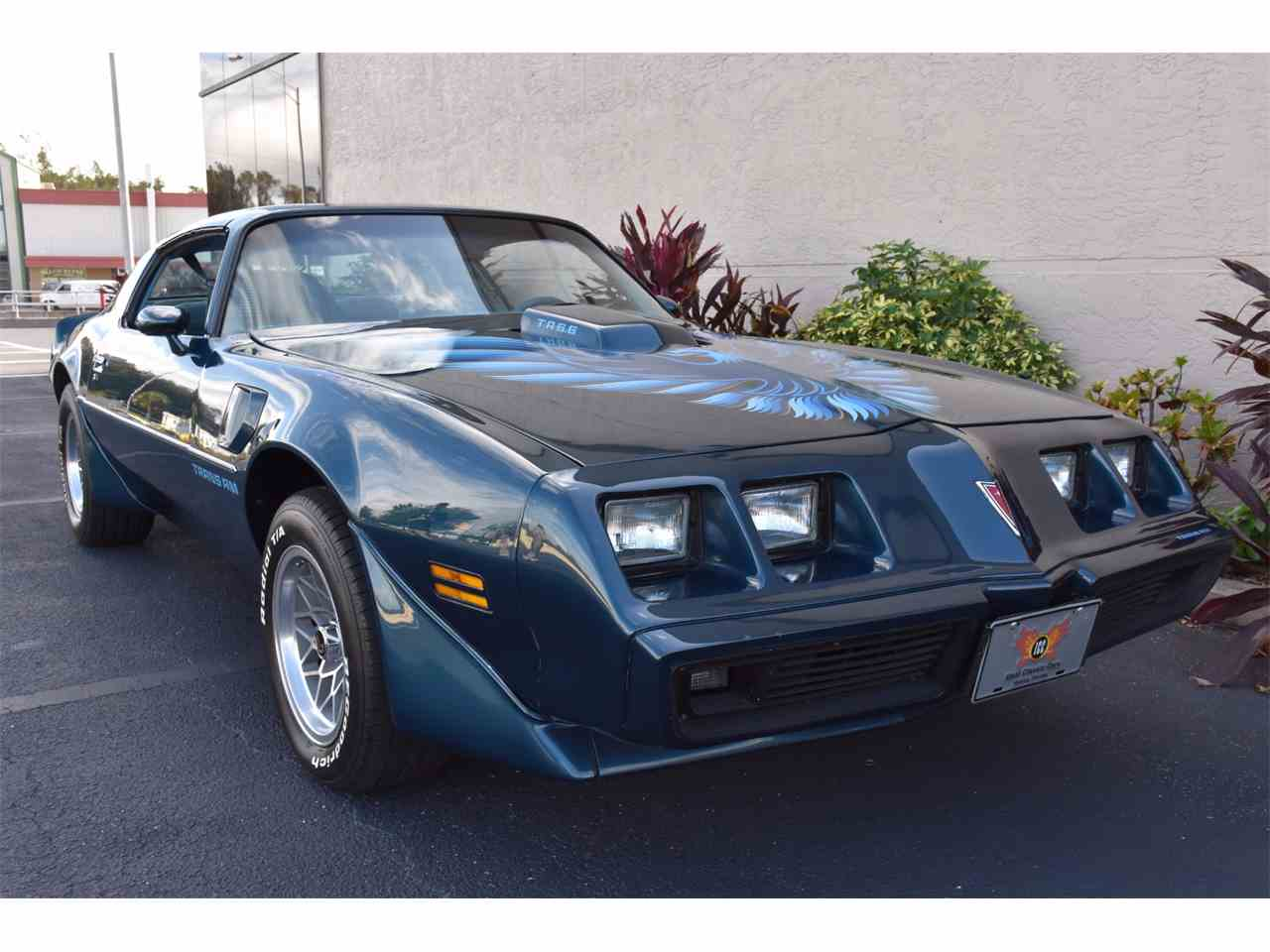 Large Picture of '79 Firebird - L09F