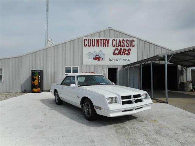 Picture of 1981 Chrysler Cordoba located in Staunton Illinois Offered by  - L12L