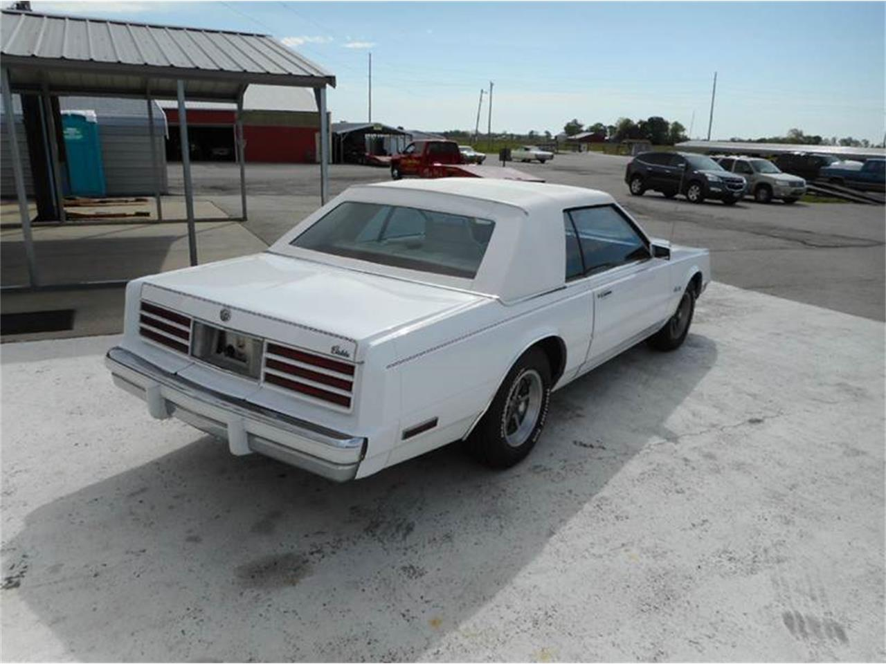 Large Picture of '81 Cordoba - L12L