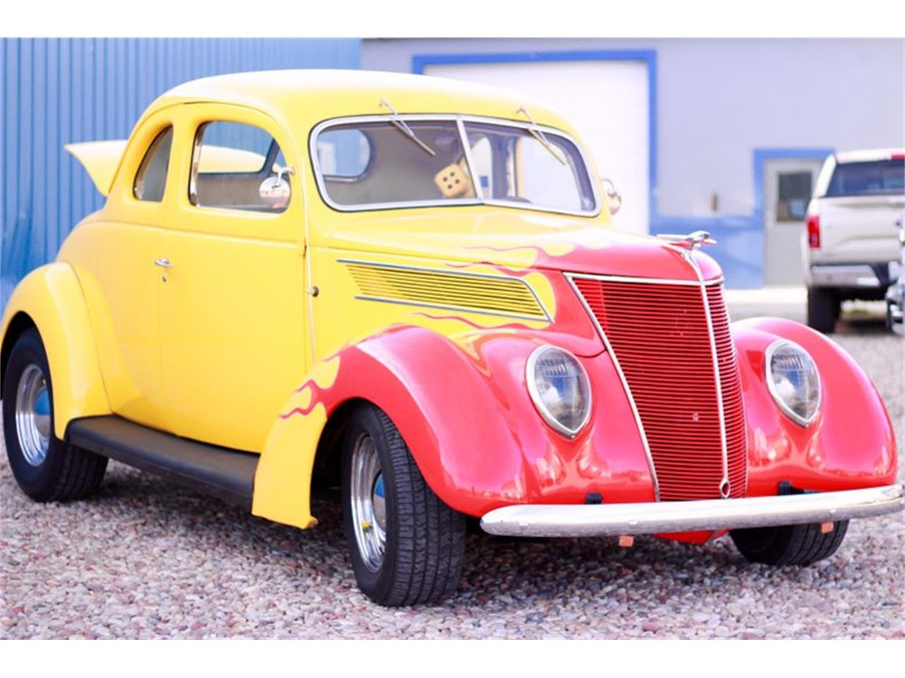 Large Picture of '37 Coupe - L12U
