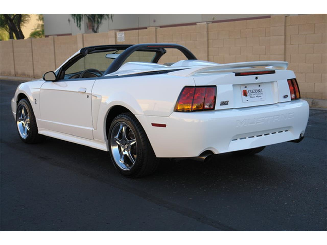 Large Picture of '99 Mustang - L149