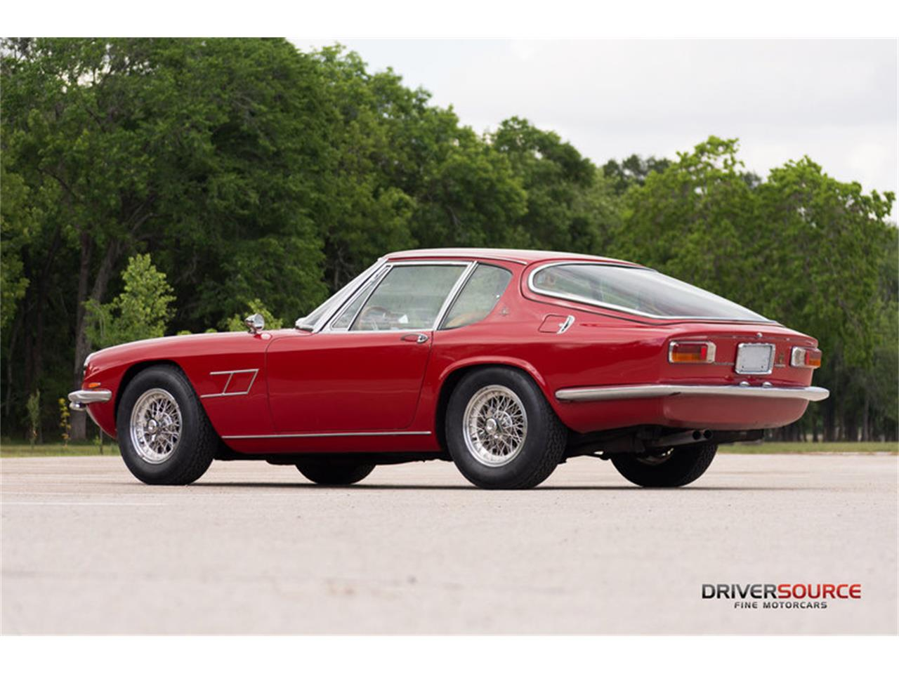 For Sale: 1967 Maserati Mistral in Houston, Texas