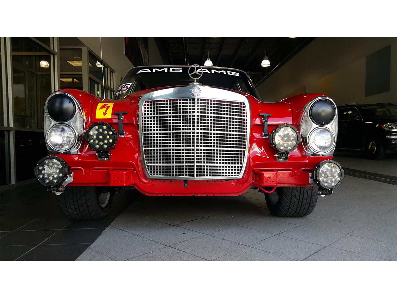 Large Picture of 1969 Mercedes-Benz 280S located in Florida - $49,947.00 - L16M