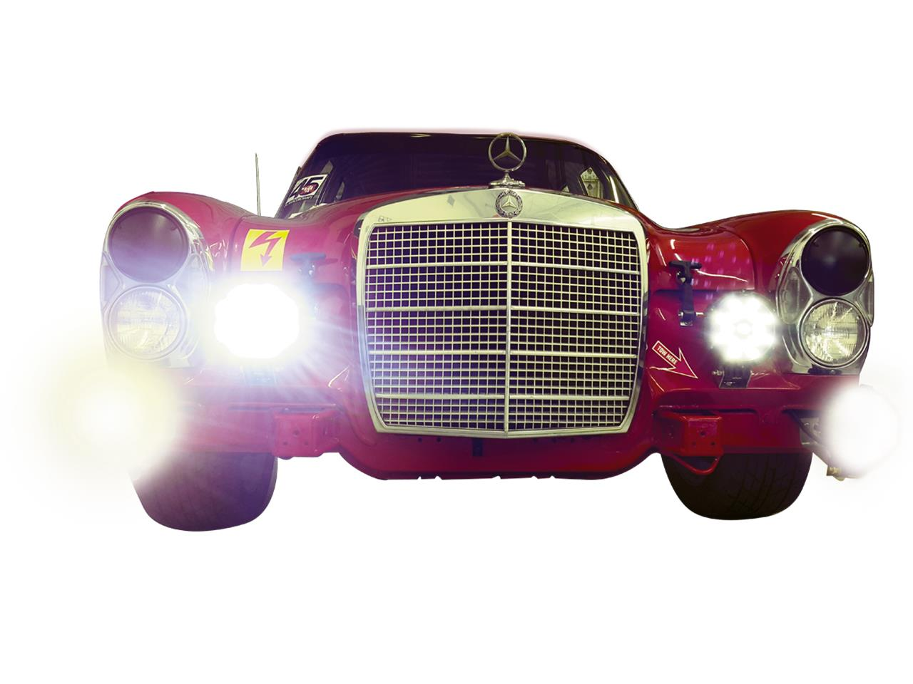 Large Picture of Classic 1969 Mercedes-Benz 280S located in FORT LAUDERDALE Florida Offered by a Private Seller - L16M