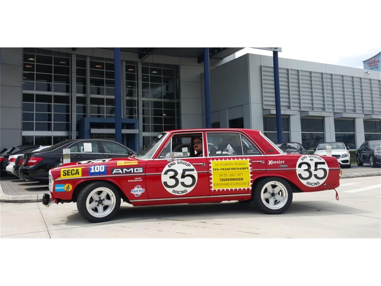 Large Picture of Classic 1969 Mercedes-Benz 280S Offered by a Private Seller - L16M
