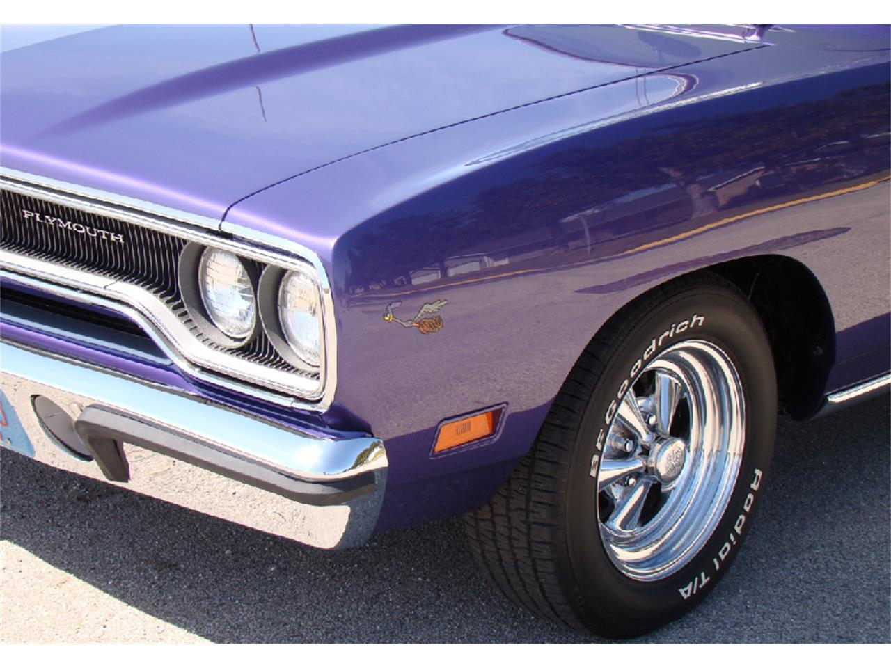 1970 Plymouth Road Runner For Sale Cc 981316 Roadrunner Wiring Harness Large Picture Of 70 L16s