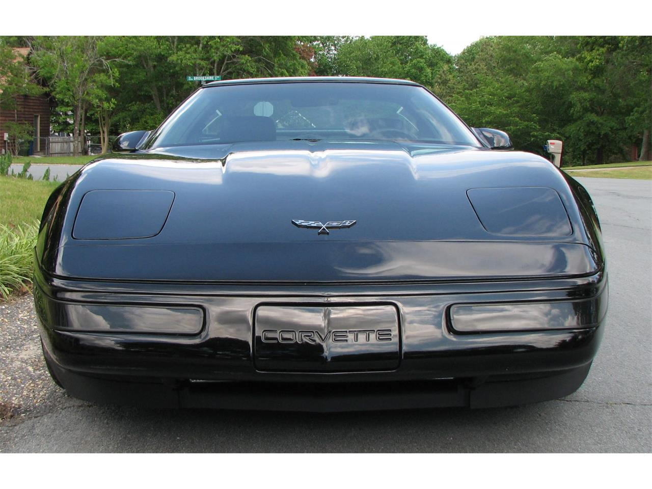 Large Picture of '91 Chevrolet Corvette located in North Carolina Offered by a Private Seller - L16X
