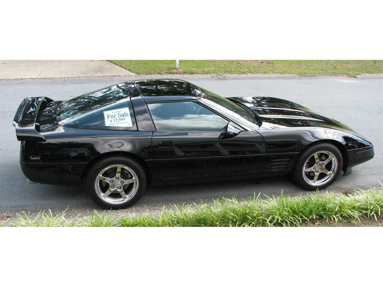 Large Picture of '91 Corvette - L16X
