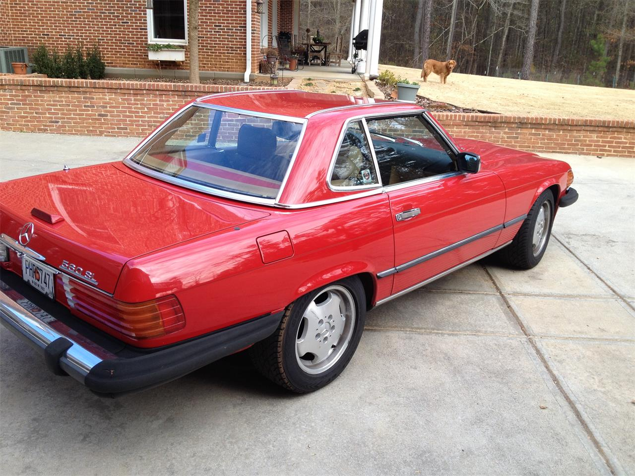 Large Picture of '88 560SL - L17I
