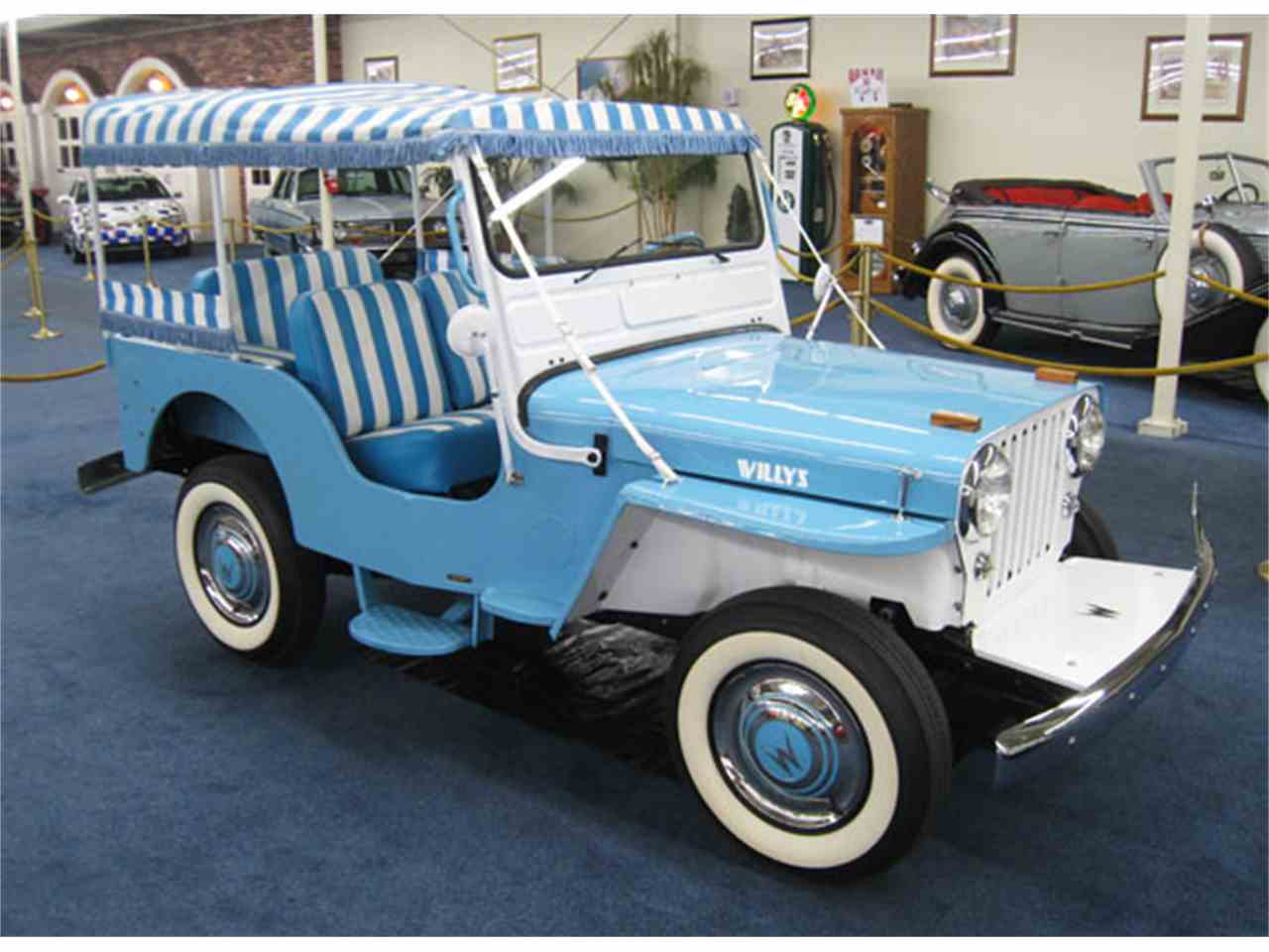 1960 Willys Jeep for Sale | ClassicCars.com | CC-981344