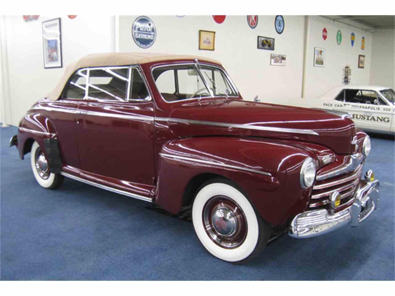 1946 ford super deluxe for sale cc 981348. Black Bedroom Furniture Sets. Home Design Ideas