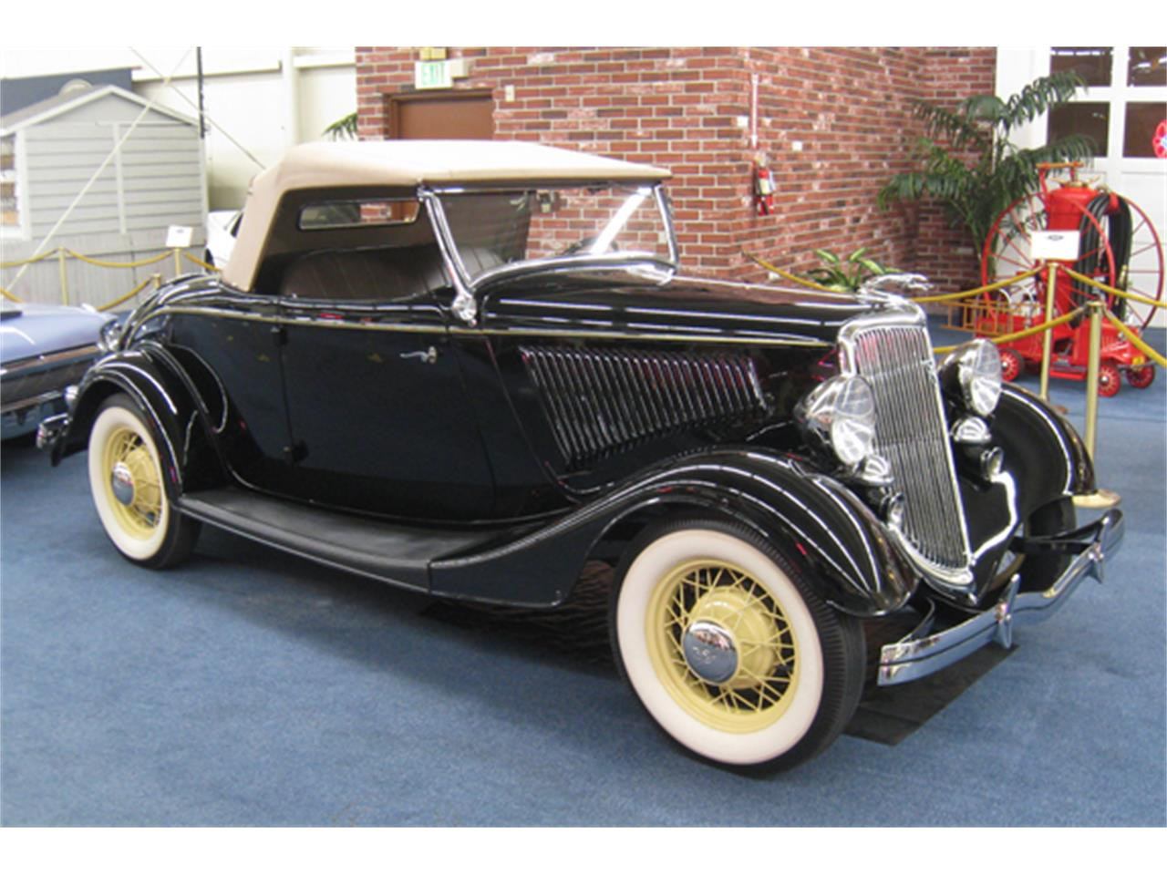 1934 Ford Deluxe for Sale | ClassicCars com | CC-981350