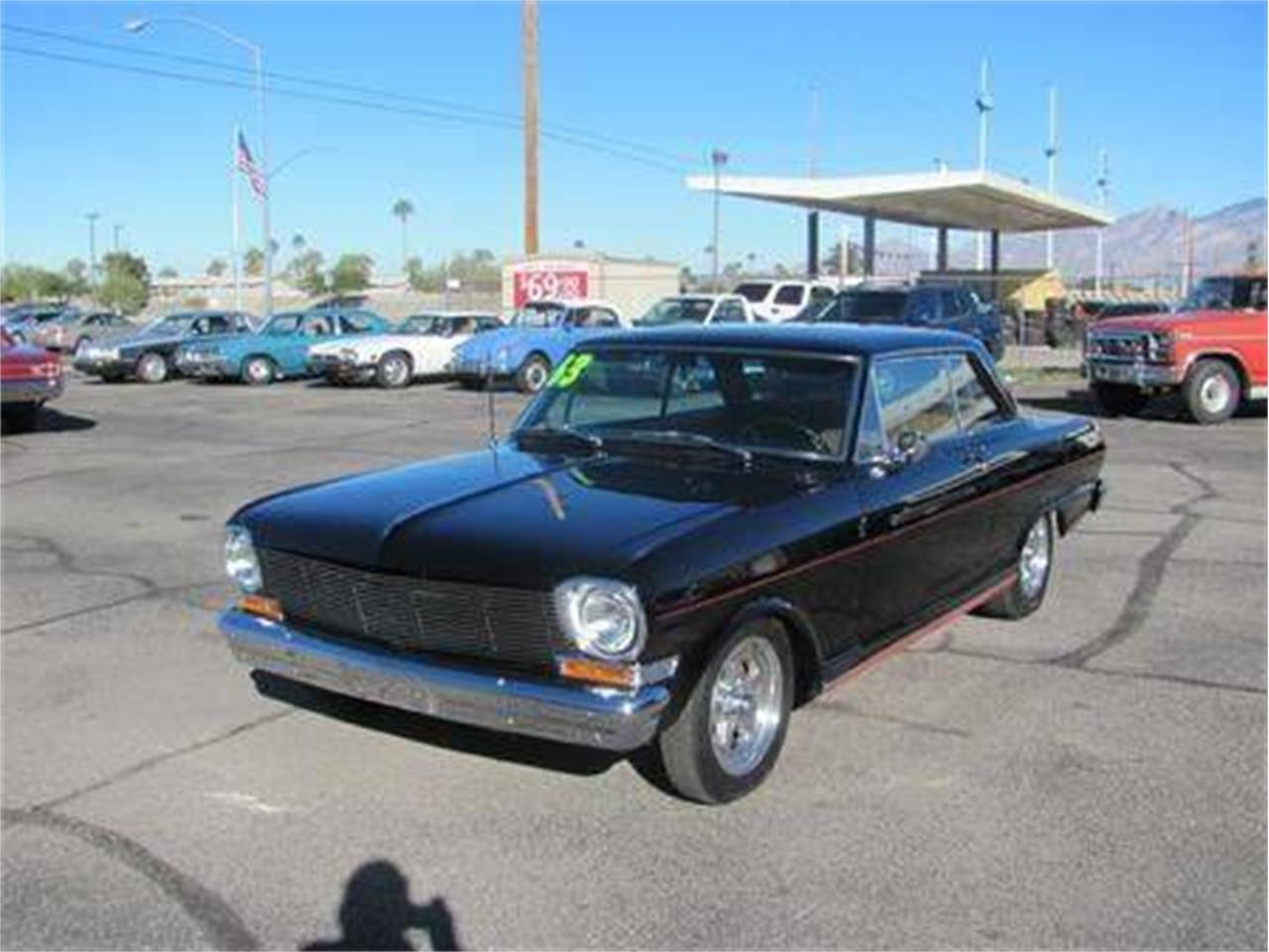 Large Picture of '63 Chevrolet Nova Offered by Suburban Motors - L18H