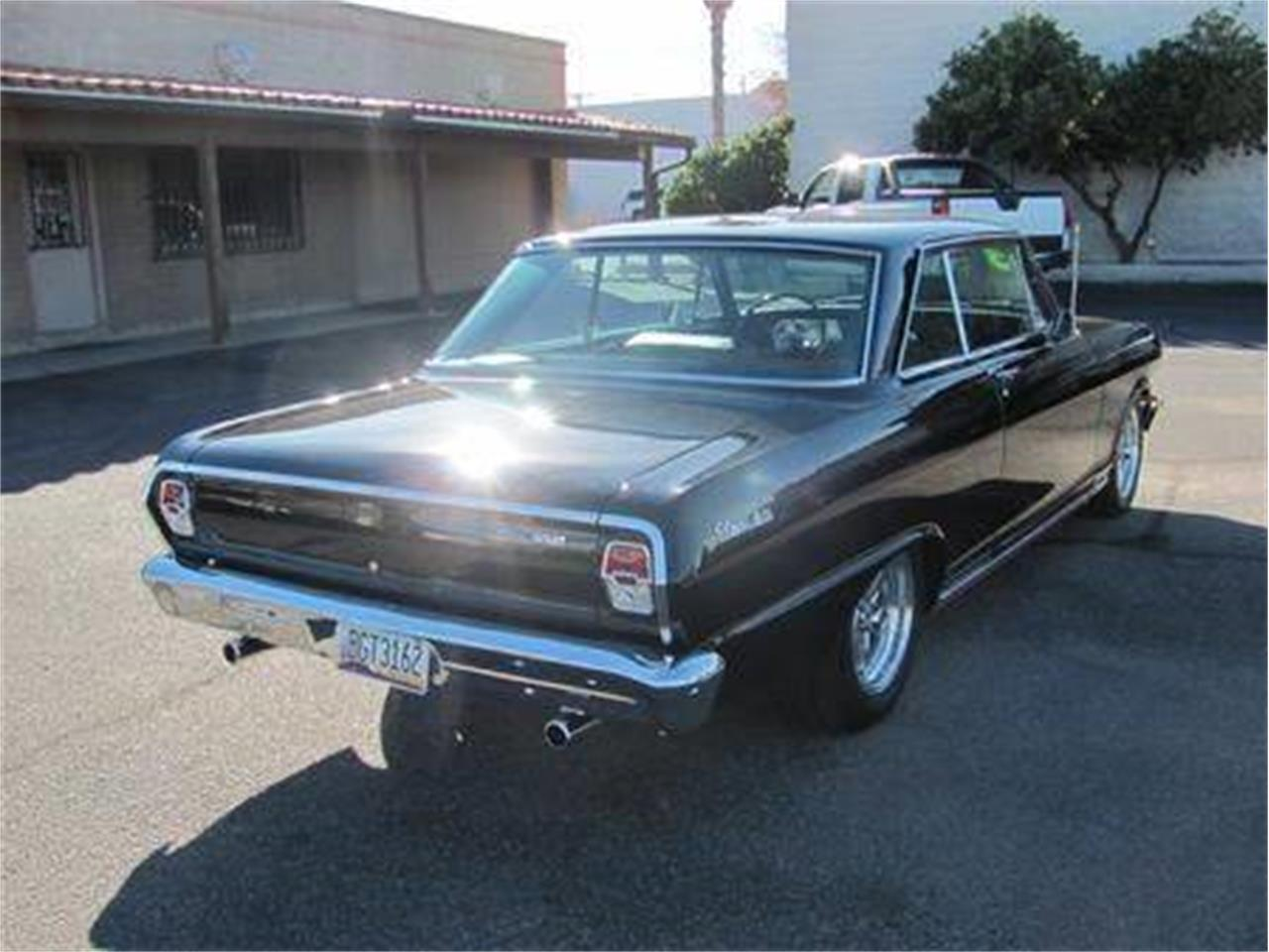 Large Picture of Classic '63 Nova located in Tucson Arizona - L18H
