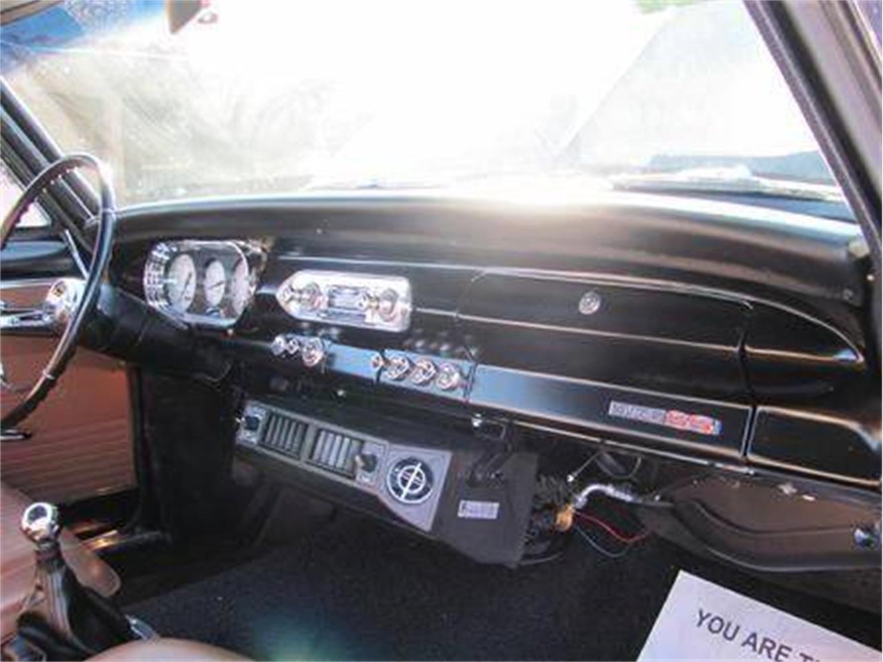 Large Picture of Classic '63 Chevrolet Nova located in Arizona - $45,995.00 - L18H