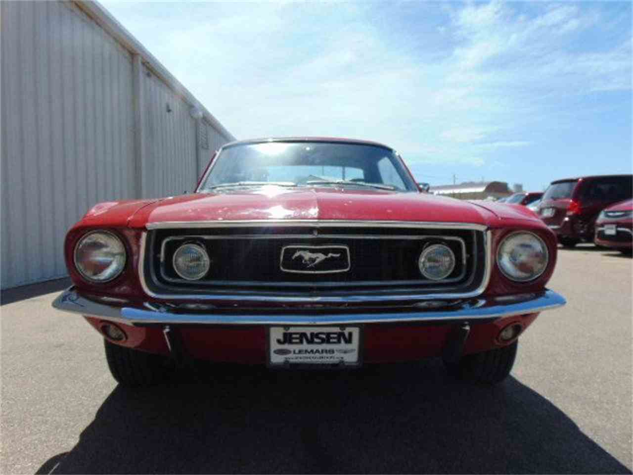 Large Picture of '68 Mustang - L19N