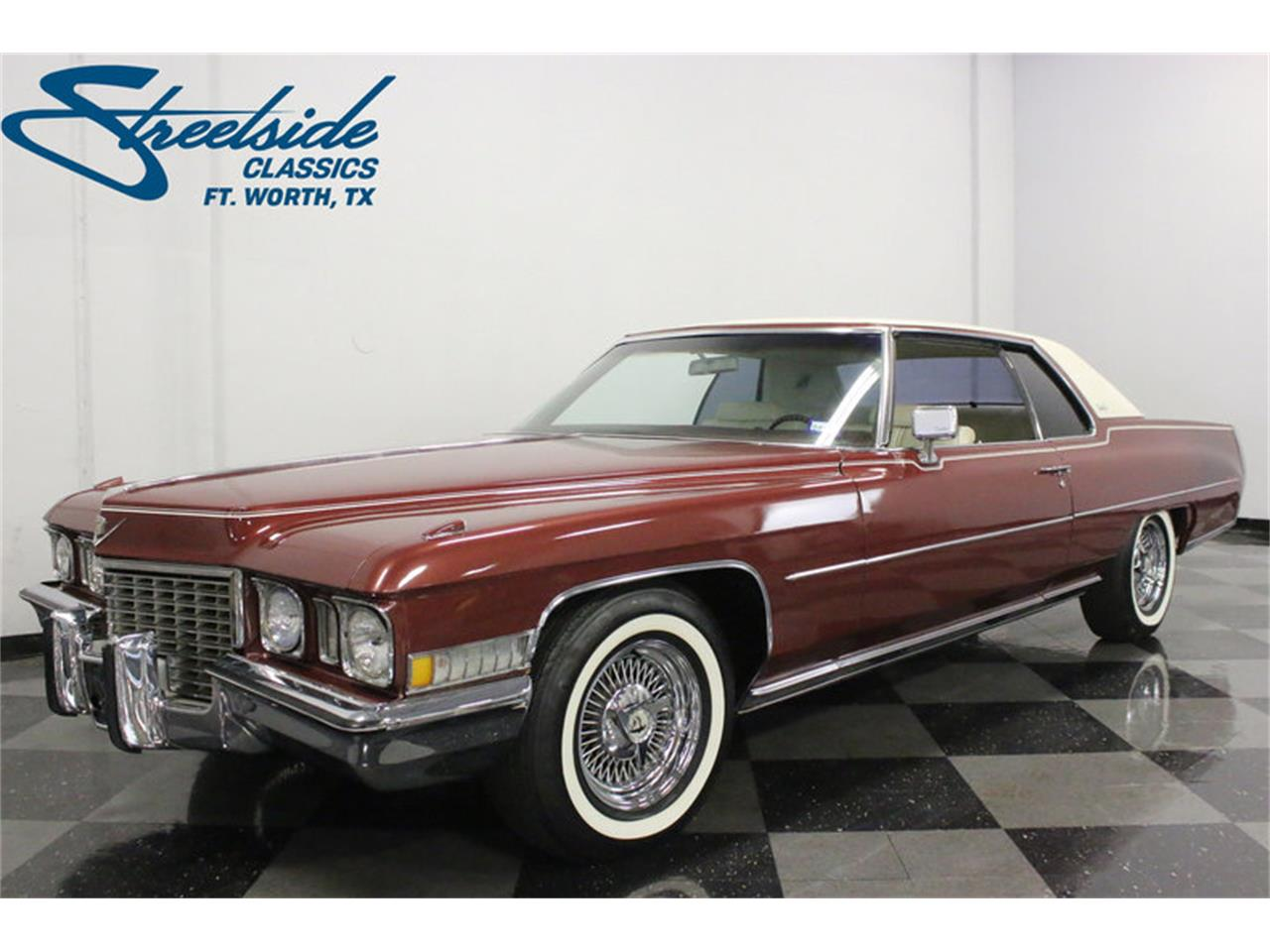 Large Picture of '72 Cadillac Coupe DeVille located in Texas - $9,995.00 - L1A0