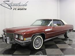 Picture of Classic 1972 Coupe DeVille located in Ft Worth Texas Offered by Streetside Classics - Dallas / Fort Worth - L1A0