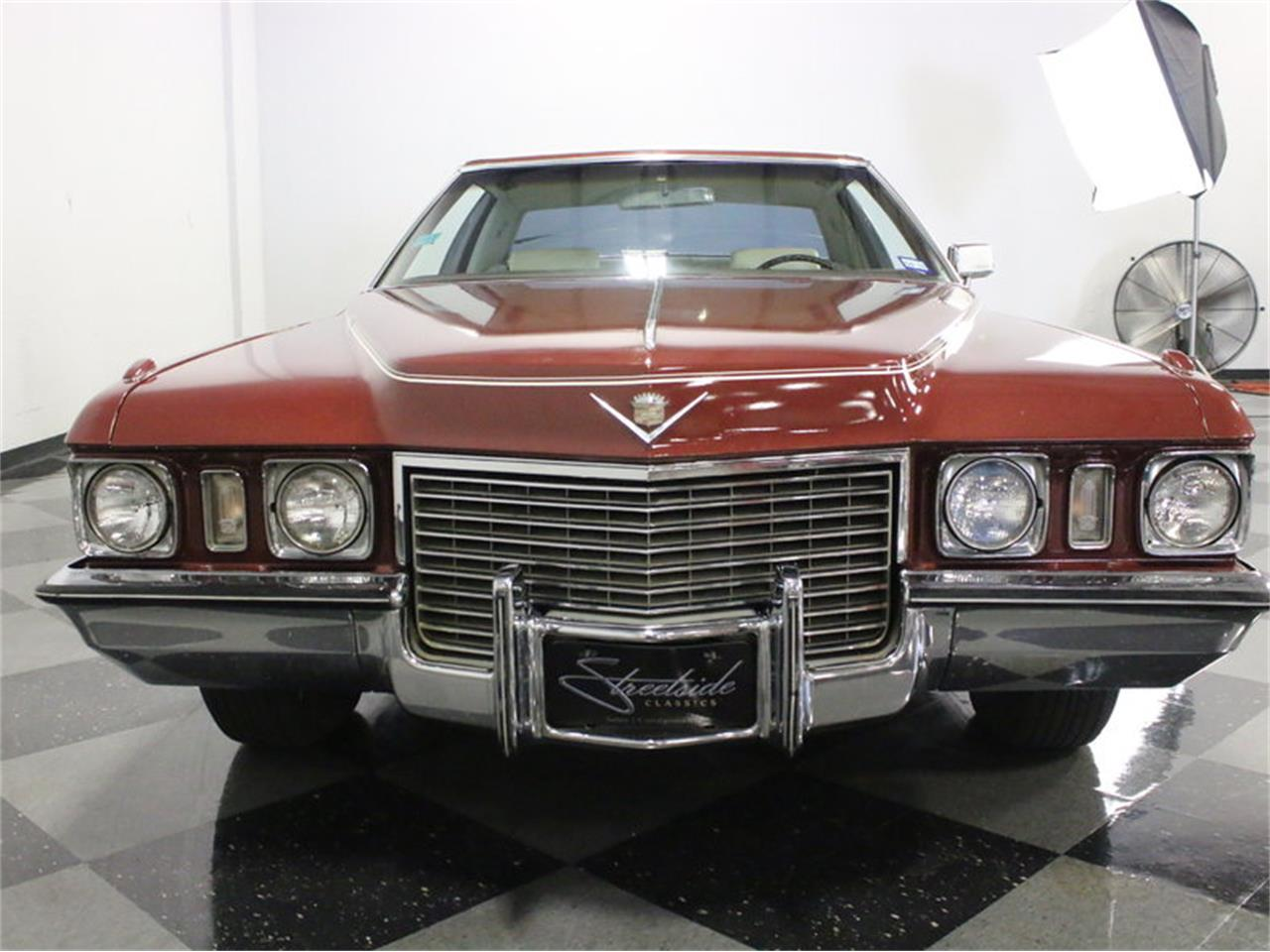 Large Picture of Classic 1972 Cadillac Coupe DeVille Offered by Streetside Classics - Dallas / Fort Worth - L1A0