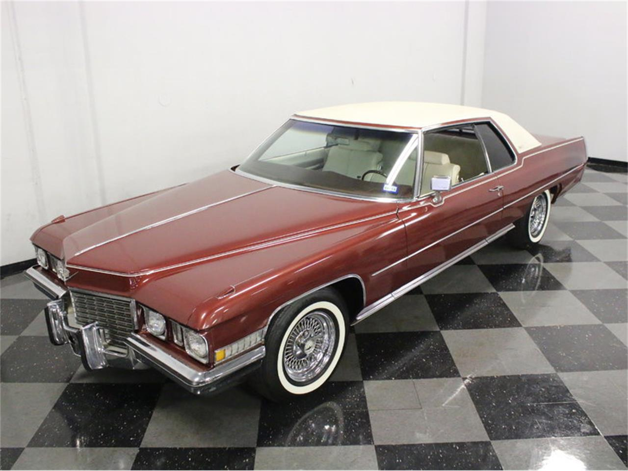 Large Picture of Classic 1972 Coupe DeVille - $9,995.00 - L1A0