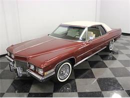 Picture of Classic '72 Coupe DeVille located in Ft Worth Texas - $9,995.00 - L1A0