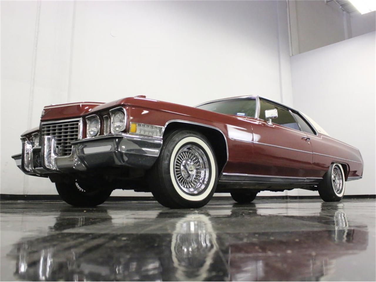 Large Picture of Classic 1972 Coupe DeVille located in Texas - $9,995.00 Offered by Streetside Classics - Dallas / Fort Worth - L1A0